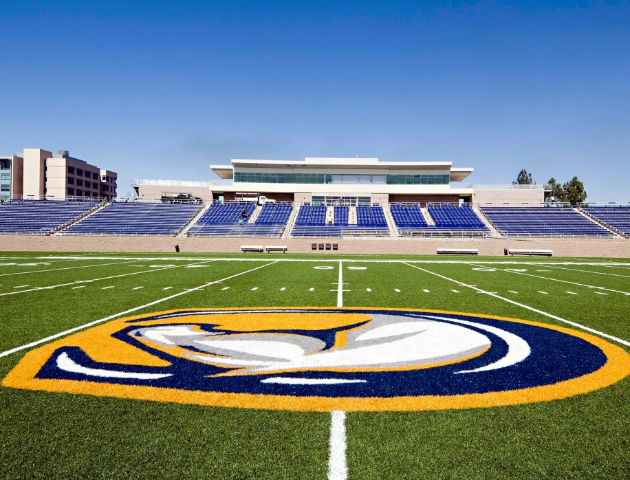 Aggie Stadium at UC Davis