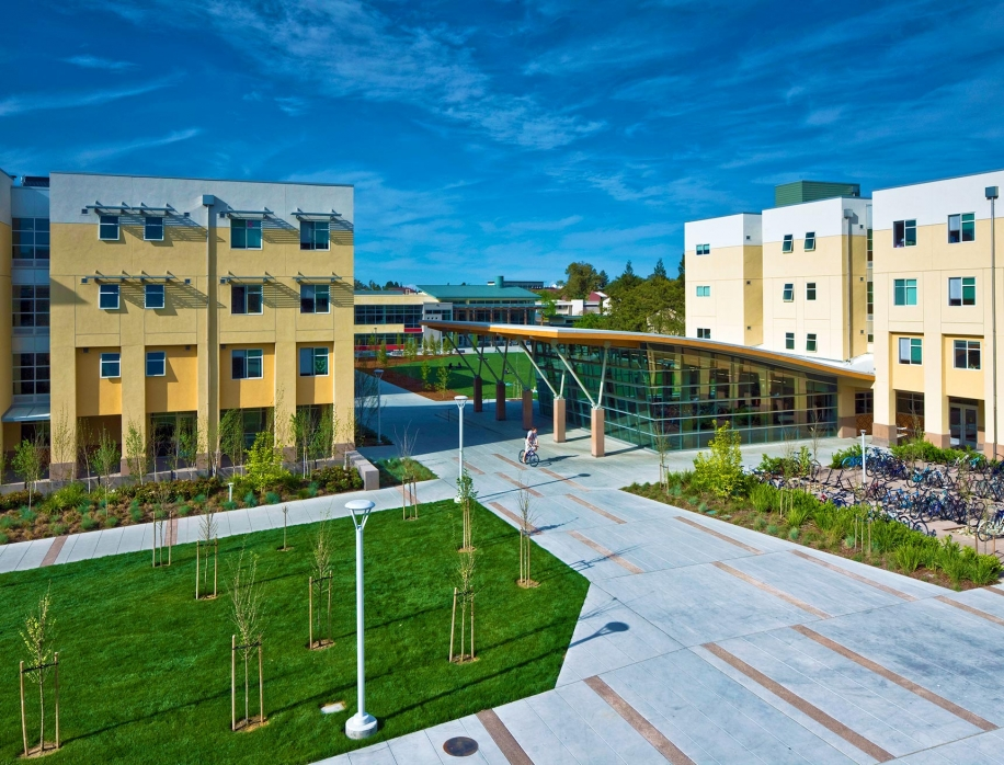 Tercero Student Housing Phase 2 at UC Davis
